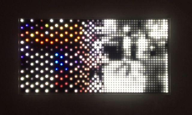 Jim Campbell, 'Data Transformation 4', 2018, Bryce Wolkowitz Gallery