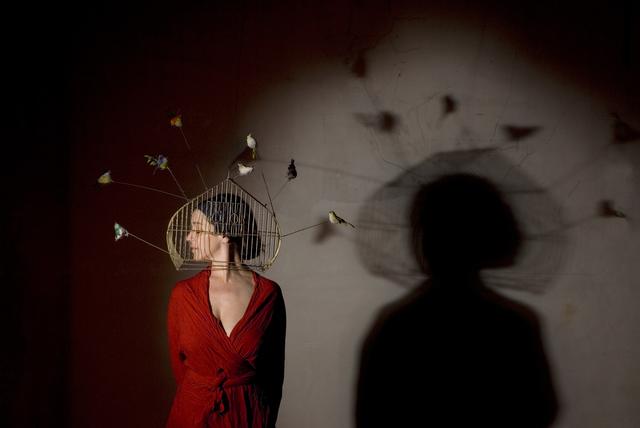 , 'Los pajaros (The birds),' 2018, Maria Elena Kravetz