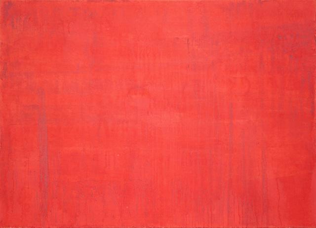 , 'Cinnabar Cascade,' 2007, Galerie Huit