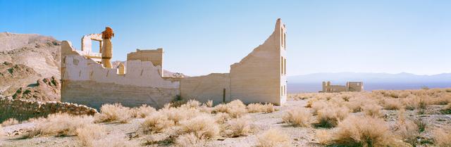 , 'Rhyolite, Nevada,' 2004, Robert Klein Gallery