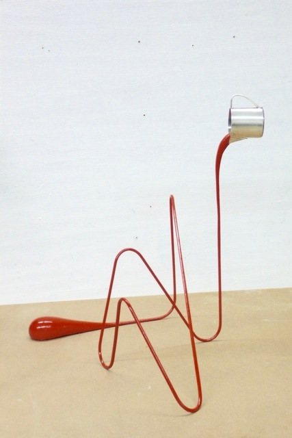 , 'Liquid drawing red,' , LKFF