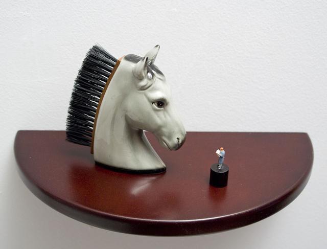 , 'The Tale,' 2011, Espacio Mínimo