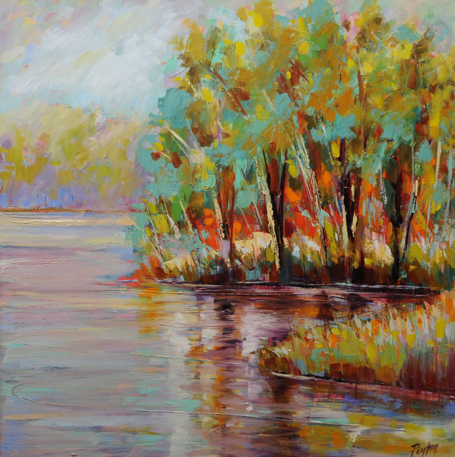Peyton Hutchinson, 'Peace Like A River', 2019, Caron Gallery