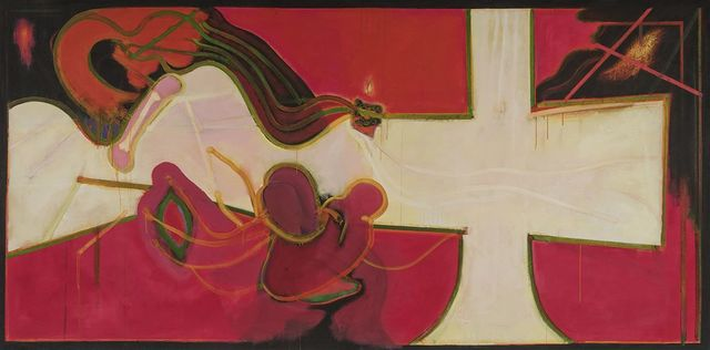 , 'At the Forgiving,' 1980s, Hollis Taggart