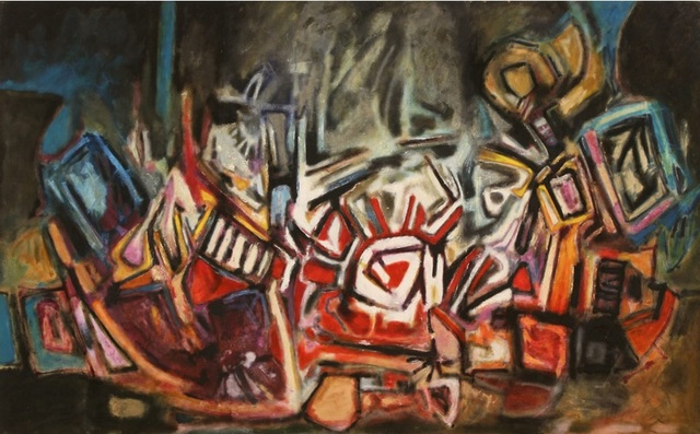, 'Shostakovich Symphony No. 15, Opus 141,' 1981, Jenkins Johnson Gallery