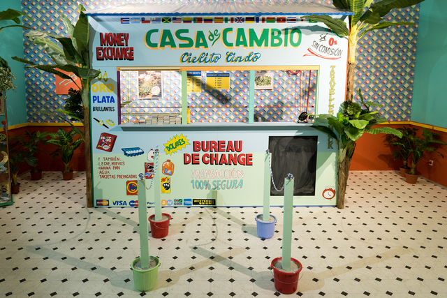 , 'Casa de Cambio,' 2016, Future Generation Art Prize