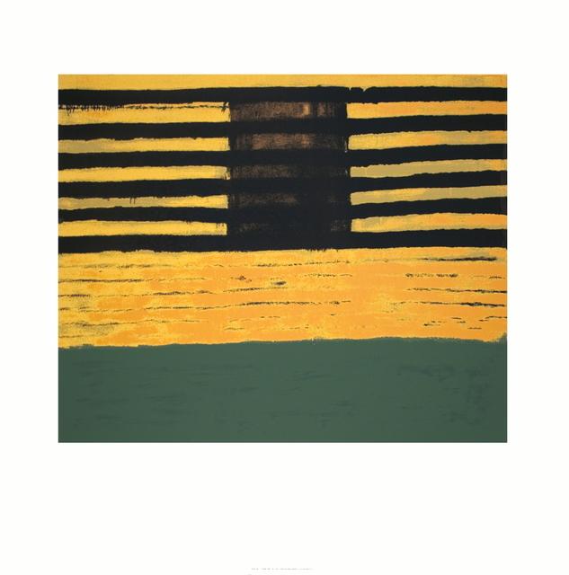 Frank Stella, 'Seward Park', 2003, Print, Serigraph, ArtWise