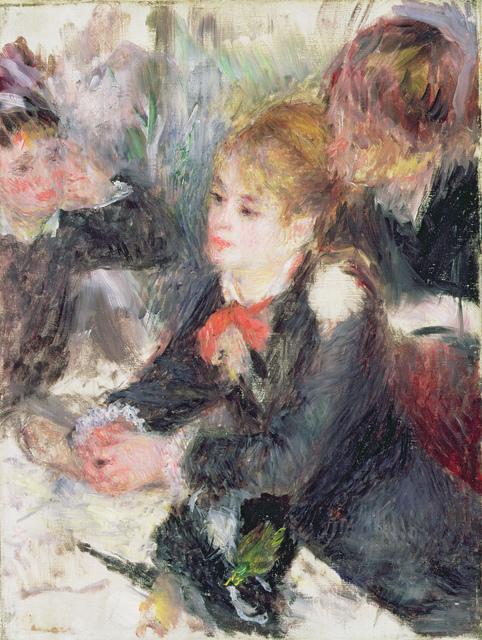 Pierre-Auguste Renoir, 'At the Milliner's', 1878, Legion of Honor