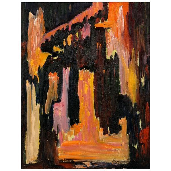 , 'Night Lights,' 1963, Caviar20