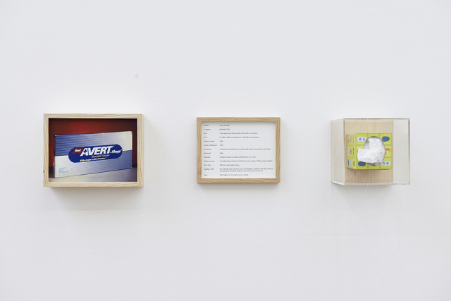 , 'Product Recall: An Index of Innovation. Avert,' 2014-2015, Laveronica Arte Contemporanea