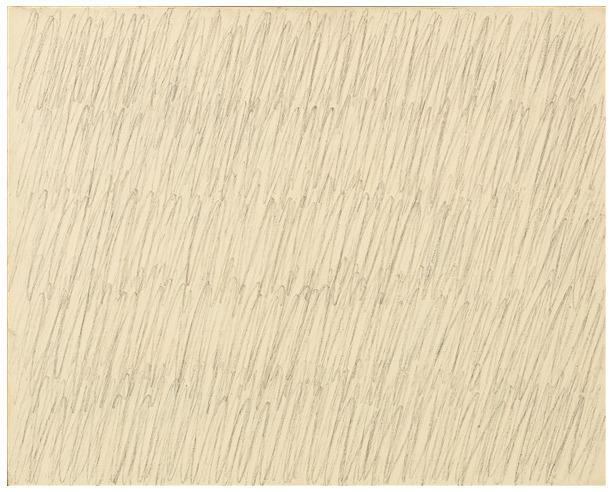 , 'Ecriture(描法)No. 105-75 (46-75),' 1975, Kukje Gallery