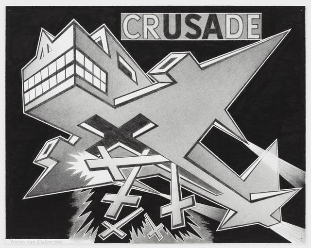 , 'CRUSADE,' 2019, P.P.O.W