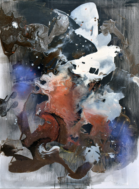 , 'Midsummer Night's UFO (first sighting),' 2018, Massey Klein Gallery