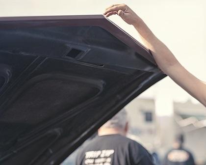 Justine Kurland, 'Car Show', 2013, Independent Curators International (ICI) Benefit Auction