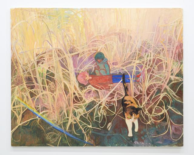 Makiko Kudo, 'I see the light', 2017, Tomio Koyama Gallery