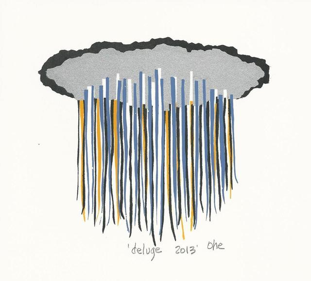 , 'Deluge,' 2013, Herringer Kiss Gallery