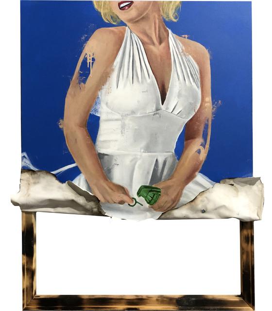 , 'Marilyn #2,' 2018, NextStreet Gallery