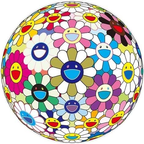 , 'Flower Ball (3D) Autumn 2004,' 2013, Rosenfeld Gallery LLC
