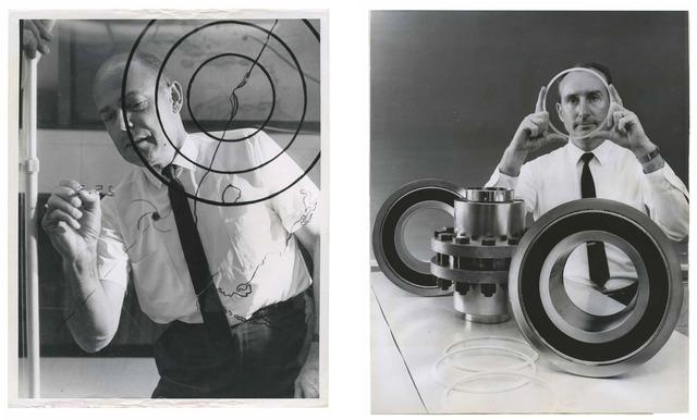 , 'TQ 7/8: Cape Kennedy/Circular Feeling,' 1966/1965, Moss Bureau