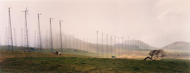 Laura McPhee, 'Kahua Ranch Wind Farm, Hawai'i, 1990, from the series No Ordinary Land', 1990, San Francisco Museum of Modern Art (SFMOMA)