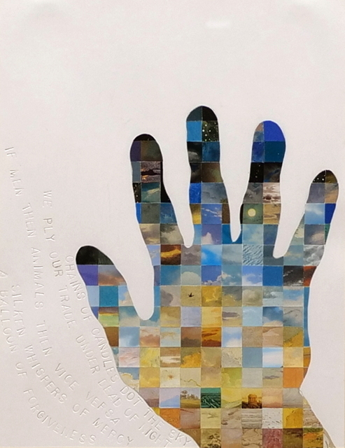 , 'The Artist's Hand,' , Davis Gallery & Framing