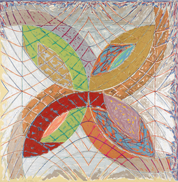 Frank Stella, 'Polar Co-ordinates I, from Polar Co-ordinates for Ronnie Peterson,' 1980, Phillips: Evening and Day Editions
