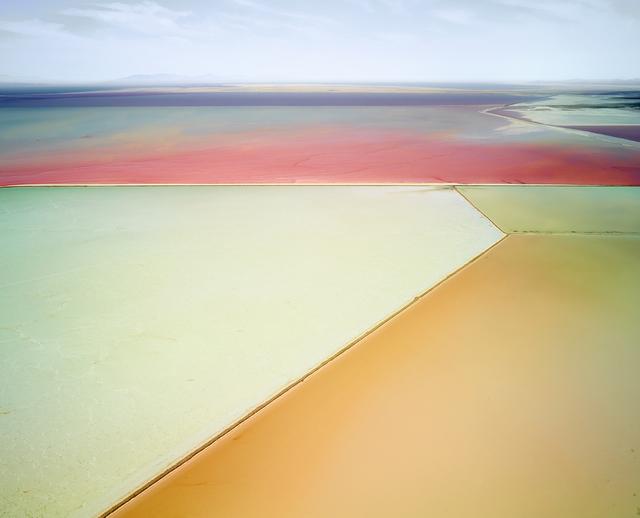 , 'Saltern Study 01, Great Salt Lake, UT,' 2015, Galerie de Bellefeuille