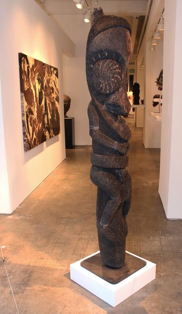 Oceanic Art, 'Vanuatu Fern Tree Grade Figure #6', Bill Lowe Gallery