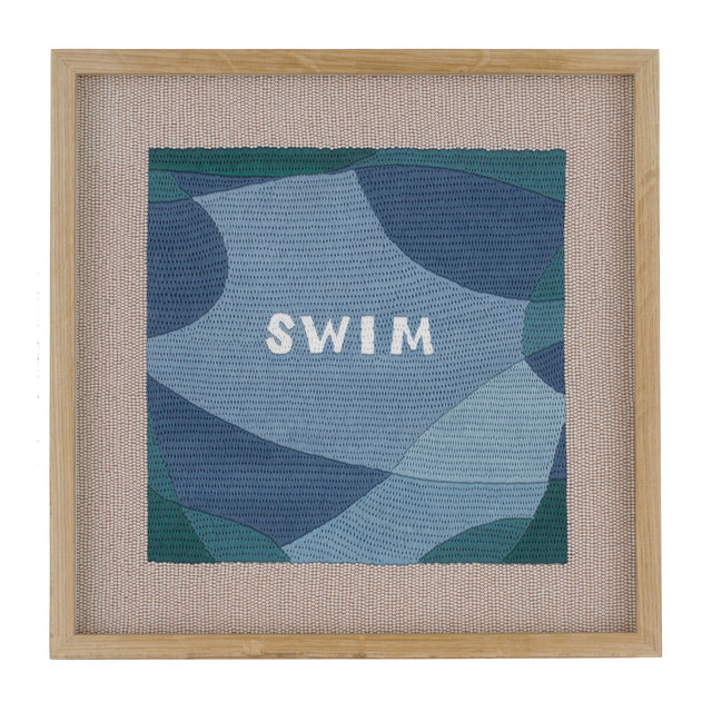 , 'Swim (Escape),' 2018, Rebecca Hossack Art Gallery
