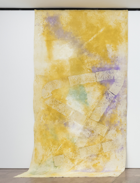 Jessica Warboys, 'River Wax Painting X I', 2019, Hales Gallery