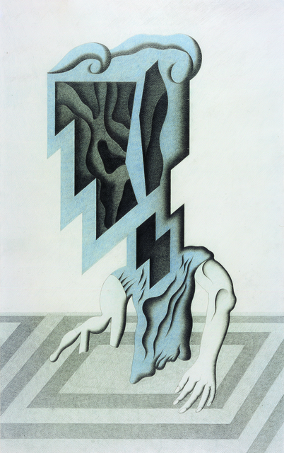 , 'Character,' 1976, Jorge Mara - La Ruche