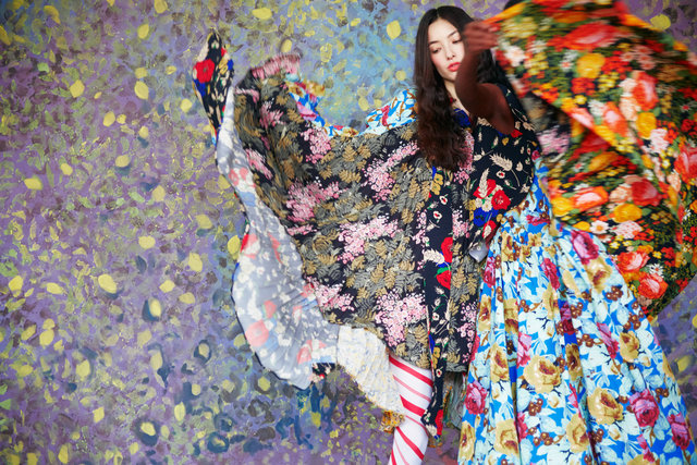 affordable price super specials check out Erik Madigan Heck | Harper's Balenciaga, Archive (2016 ...