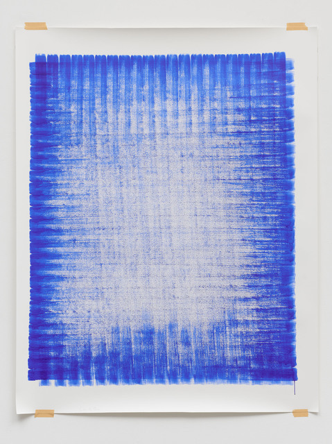 , 'o.T. (6.12.16),' 2016, Galerie Judith Andreae