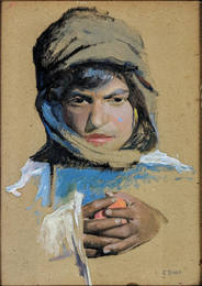Untitled (Algerian Boy)