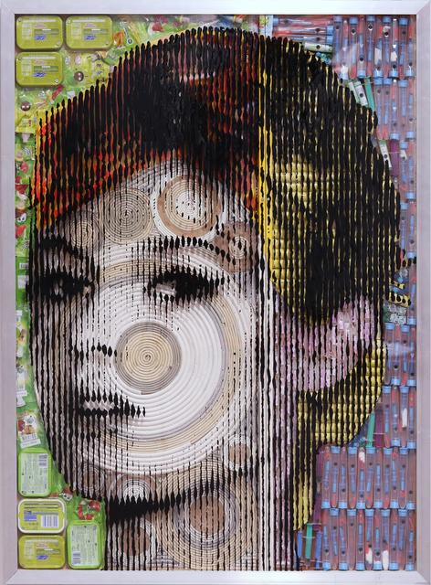 , 'Bardot aux sardines,' 2017, Absolute Art Gallery