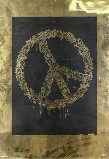 D*Face, 'What Wars Are For', 2007, Chiswick Auctions
