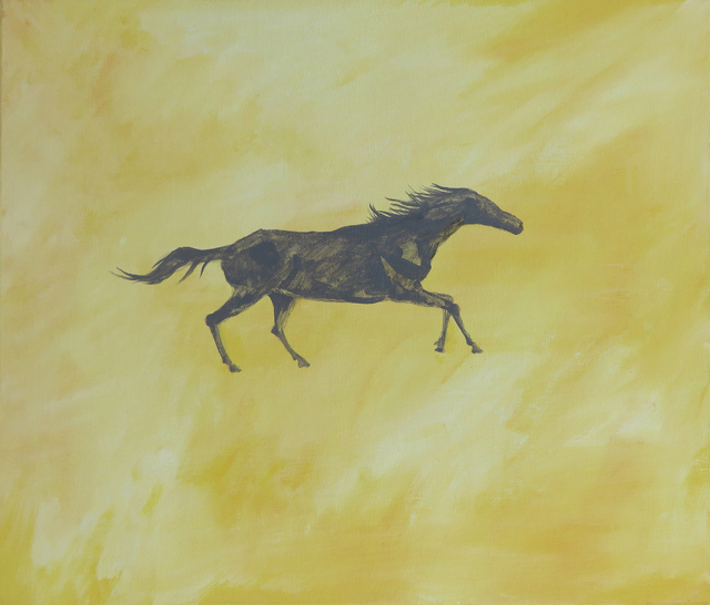, 'A Pony Running in a Sunset,' 2018, Liang Gallery