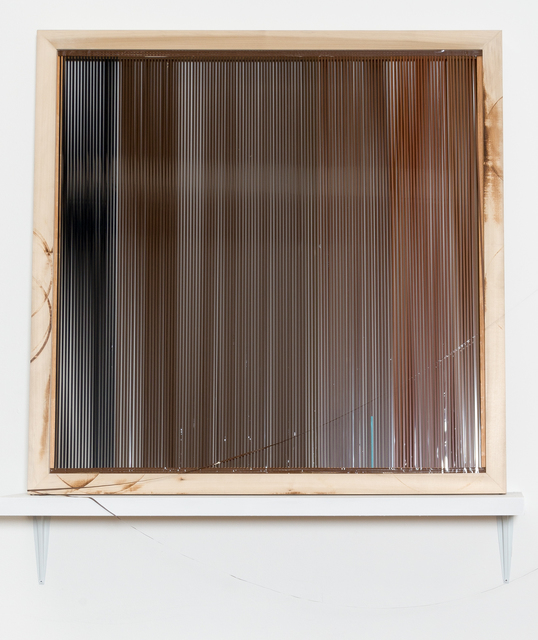 , 'Cassette Ribbon #3,' 2017, Klowden Mann