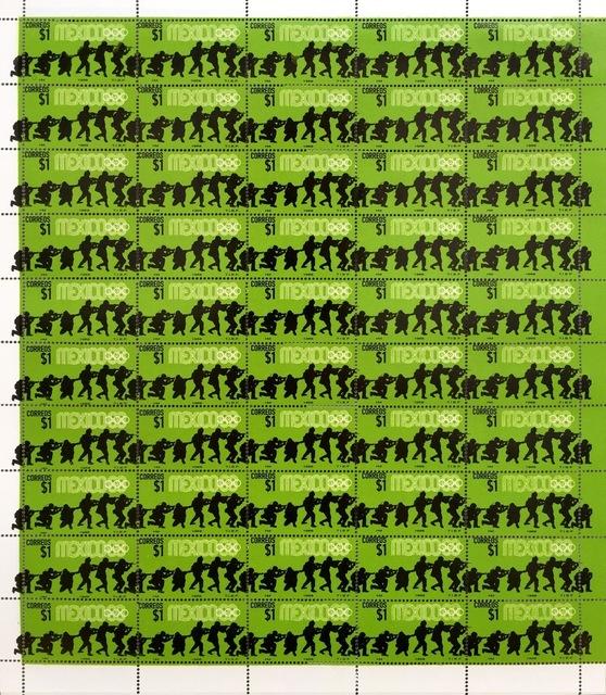 , 'Soldados,' 1968, Henrique Faria Fine Art