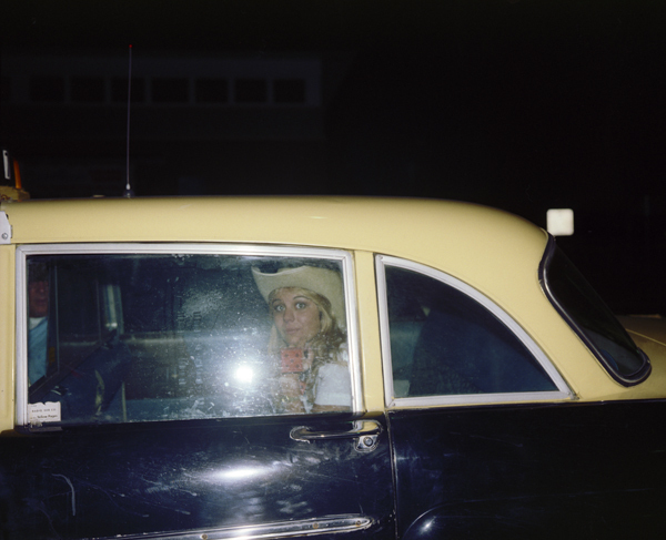 Joe Maloney, 'Girl in Cab, Asbury Park, New Jersey', 1980, Rick Wester Fine Art