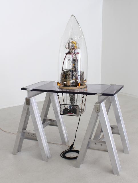 , 'Rocket Brain,' 2012, Hosfelt Gallery