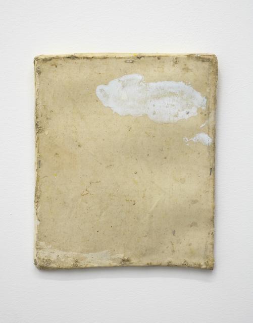 , 'Untitled,' 2011-2017, Buchmann Galerie Lugano
