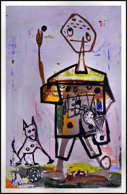 , 'Football Spirals,' 2016, Iarca Gallery
