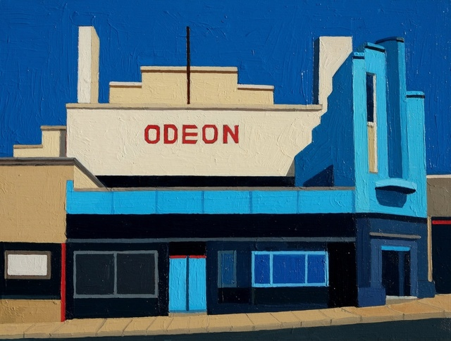 , 'UK Odeon,' 2016, Cynthia Corbett Gallery