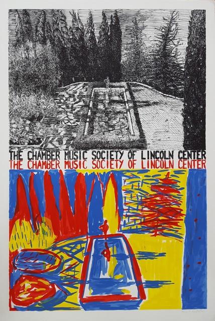 Jennifer Losch Bartlett, 'Chamber Music Society of Lincoln Center', 1981, Graves International Art
