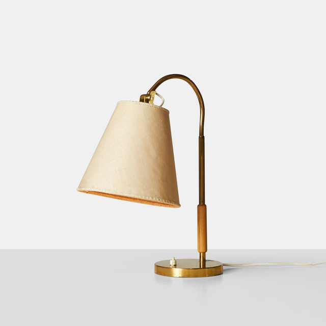 , 'Desk Lamp By Paavo Tynell,' 1940-1949, Almond & Co.