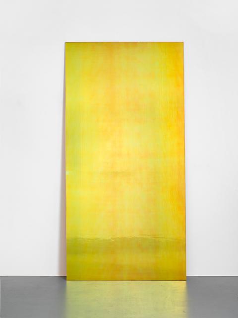 , 'Gaufrette (Sunset R),' 2017, Bortolami