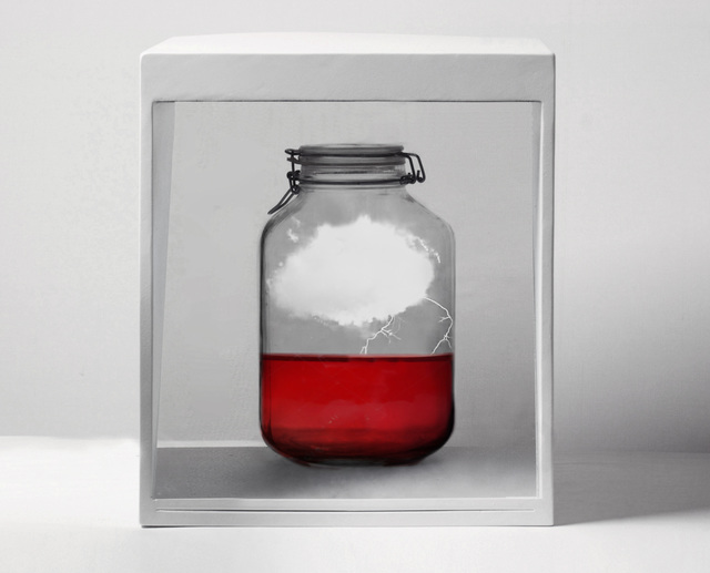 Michelangelo Bastiani, 'Nuvola rossa', 2018, Barbara Paci Art Gallery
