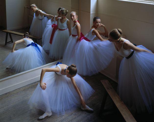 Neil Folberg, 'Four Dancers After Degas', 2003, Nikola Rukaj Gallery