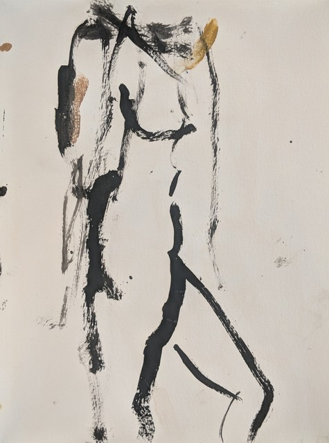 , 'Figure 1,' 2018, Shain Gallery